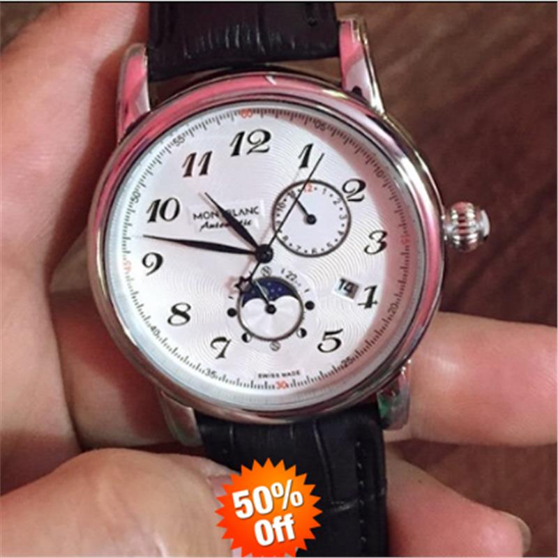 ĐỒNG HỒ MONTBLANC AUTOMATIC MB.110