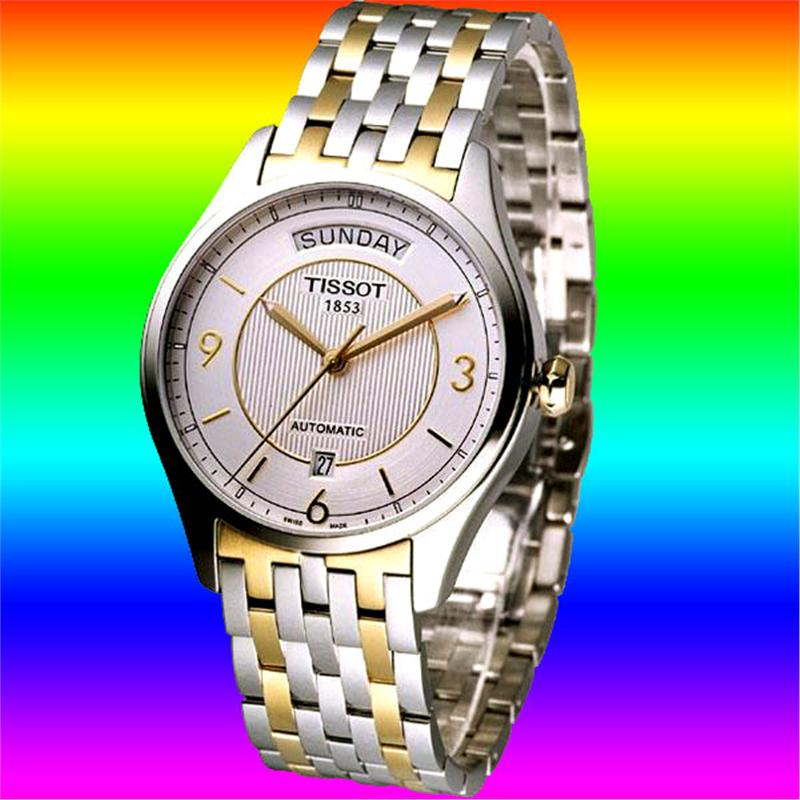 ĐỒNG HỒ TISSOT T-ONE T038.430.2 AUTOMATIC
